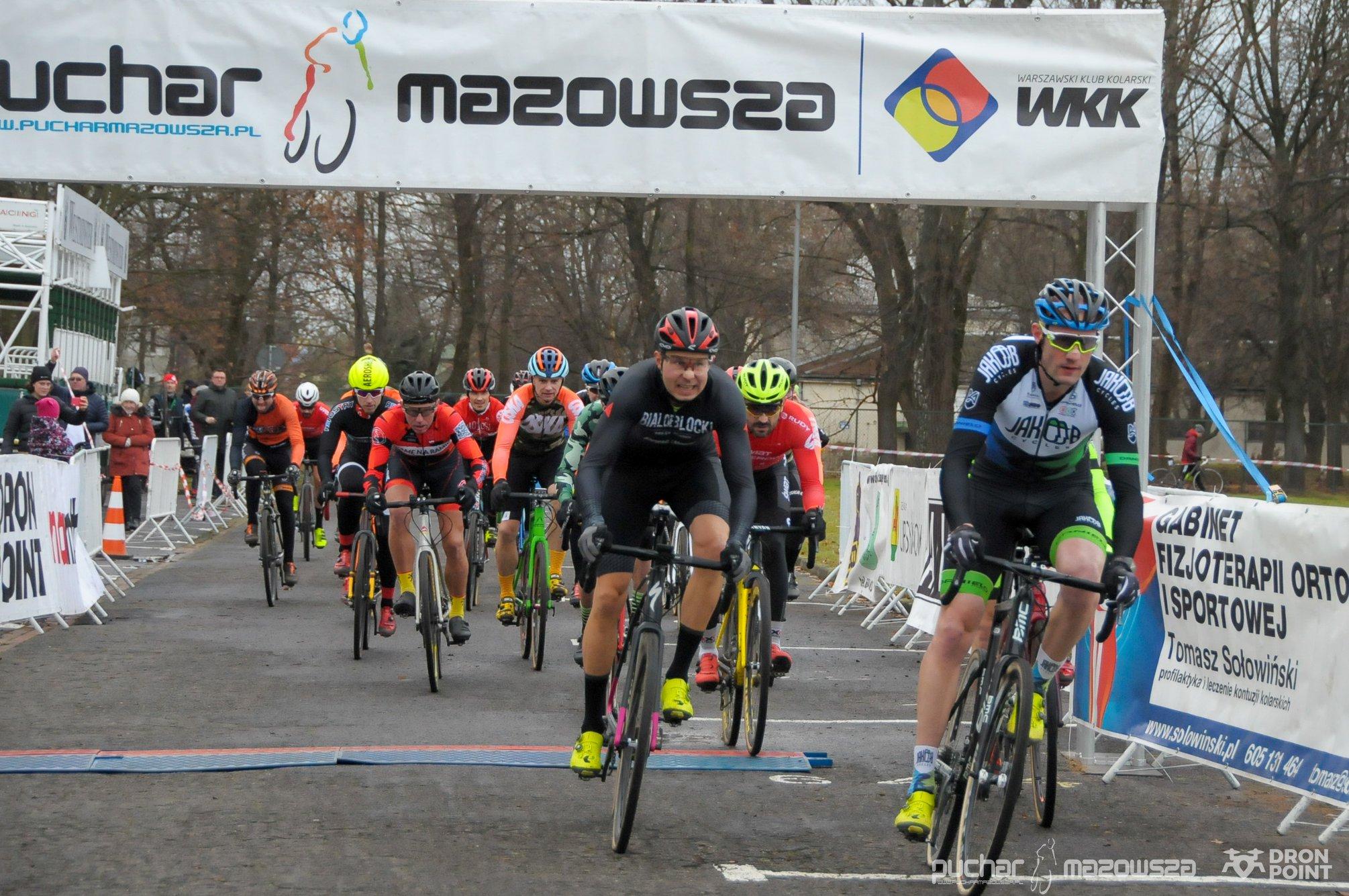 Mistrzostwa Warszawy i Mazowsza 2020 w kolarstwie przełajowym